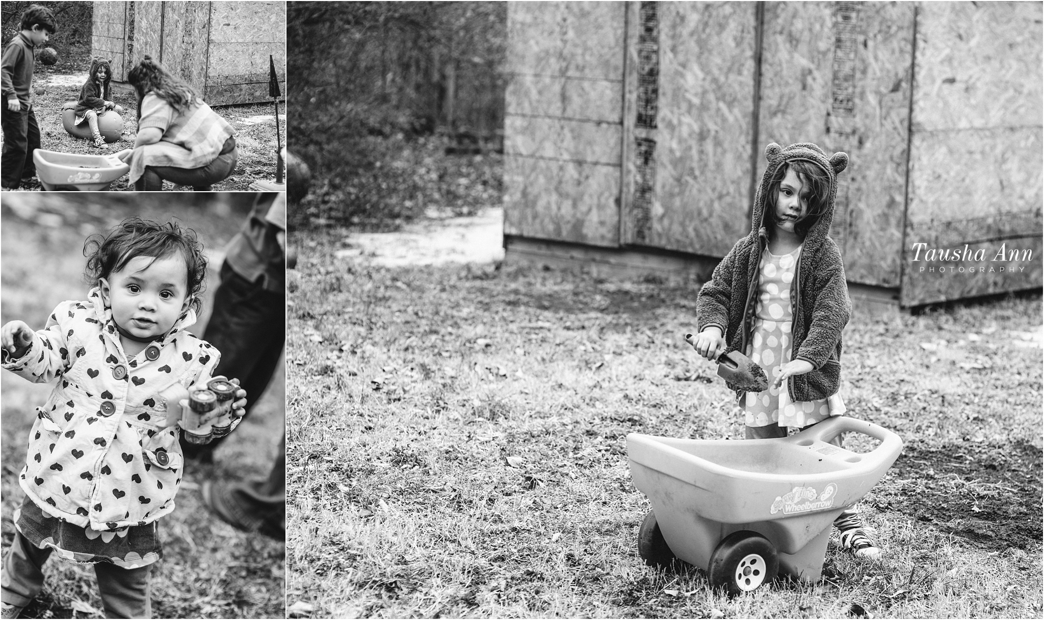 Life_At_Sunset_Lifestyle_Session_Tausha_Ann_Photography_Nashville_TN_Family_Photographer_Kids_Hanging_Out-Outdoors_Backyard_Black_And_White-6