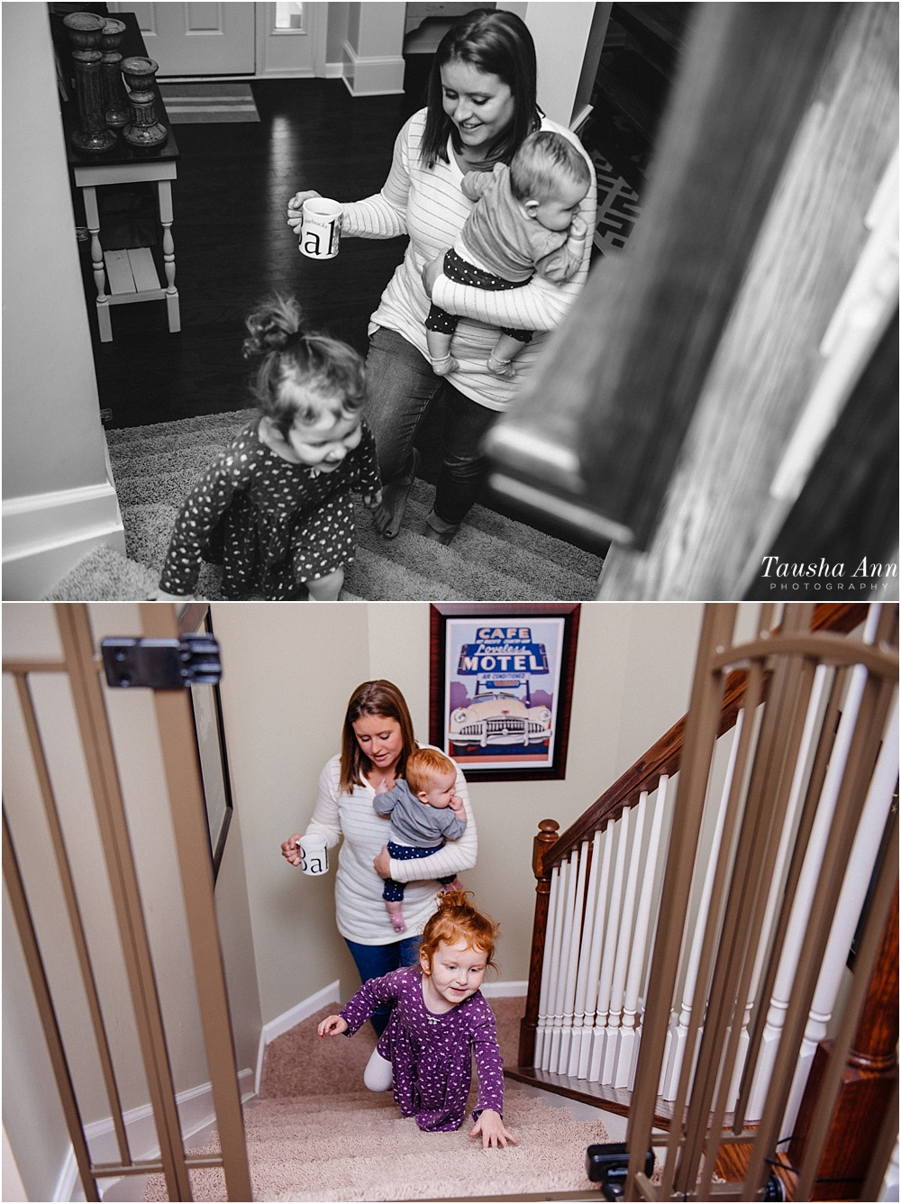 Swan_Life_at_Sunset_Tausha_Ann_Photography_Lifestyle_Sunset_Session_Nashville_Family_Photographer_Going_Upstairs_Coffee