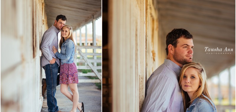 Casey + Bri Engagement | Nashville & Franklin Engagement Photographer