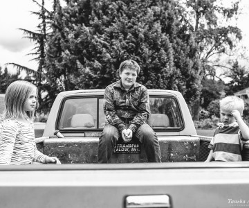 Family Photography | Owen Rose Garden | Eugene, Oregon