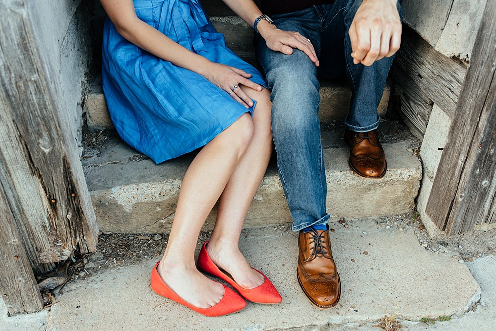 Couple - detail photo shoes - Nashville-Wedding-Photographer-Engagement_Photos_Downtown_Franklin_TN_Tausha_Ann_Photography_0006