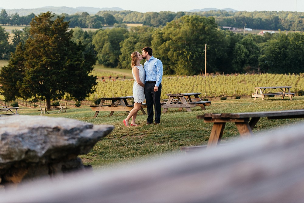 Arrington Vineyards, in the vines - Nashville-Wedding-Photographer-Engagement_Photos_Downtown_Franklin_TN_Tausha_Ann_Photography_0006