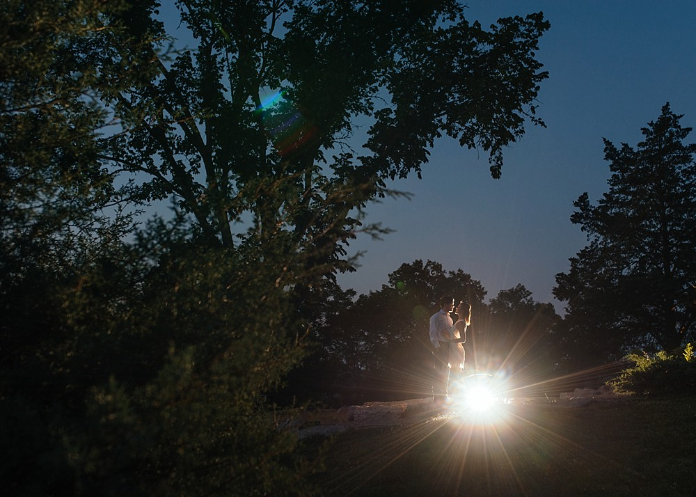 Nighttime - Speedlight backlight - Nikon 35mm - Arrington Vineyards, in the vines - Nashville-Wedding-Photographer-Engagement_Photos_Downtown_Franklin_TN_Tausha_Ann_Photography_0006