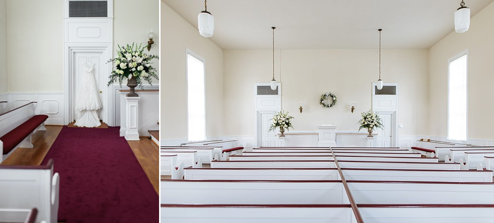 Owen Chapel in Brentwood, TN Wedding Venue