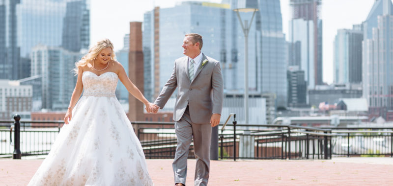 *SNEAK PEEK* Tyler + Katherine Say I DO at The Cordelle | Downtown Nashville Wedding